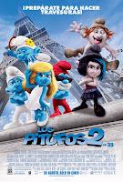 Los Pitufos 2 (2013) online y gratis