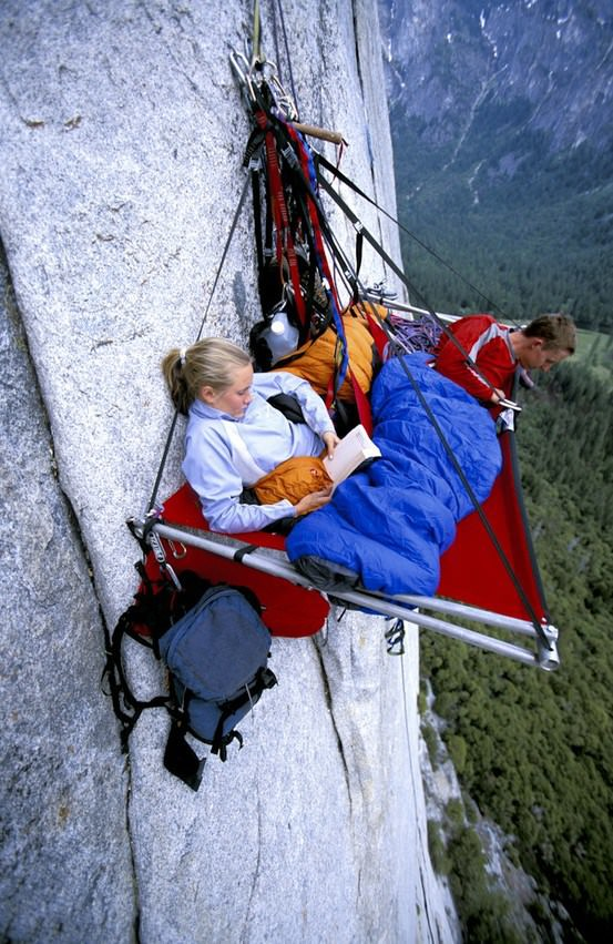 ... unrivaled. Currently there are dozens of spots to do Portaledge including the Himalaya Antarctica and California. One of the favorite places for fans ... & Overview: Portaledge Camping Extreem Camp with Hanging Tent on Cliff