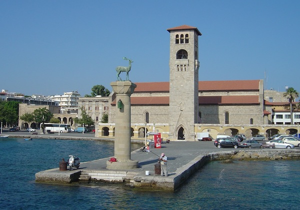Things to see in rhodes
