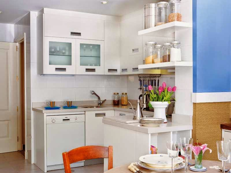 Mundo dise o mini cocinas llenas de grandes ideas - Ideas para amueblar una cocina ...