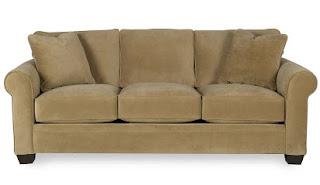 honey living: reader dilemma: rachel's couch