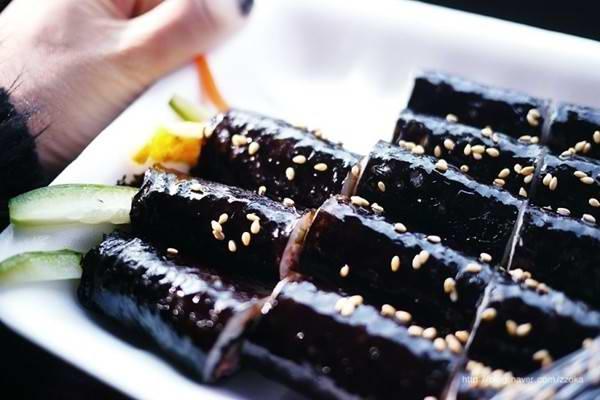 Làm món ăn ngon với Gimbad (Hàn Quốc)