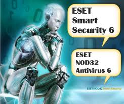 Eset Nod32 Antivirus and Smart Security 5,6 username and password 2013