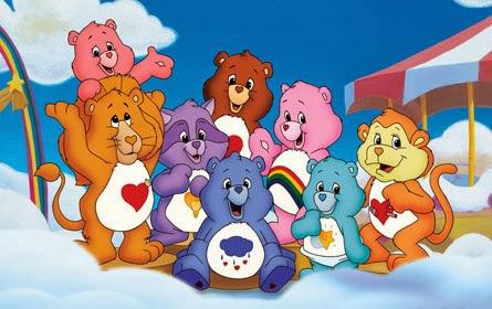 Desenho Animado: Os Ursinhos Carinhosos (Care Bears)