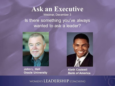 Ask an Executive