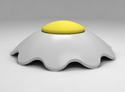 Fried Egg Chair