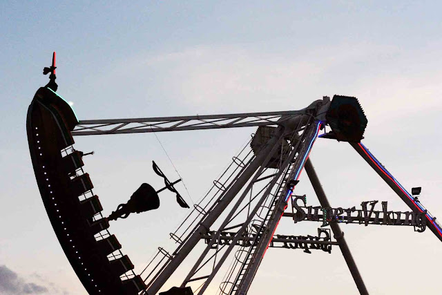 Super Viking at Sky Fun Amusement Park at Sky Ranch Tagaytay