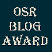 OSR Blogger Award