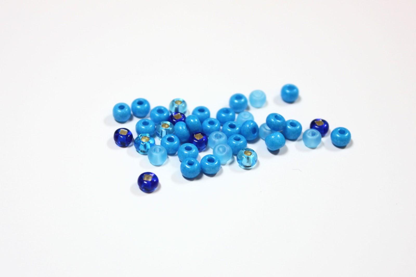 seed bead animal bracelets lines across