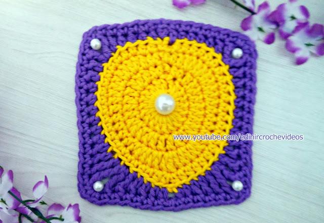 square corações dvd video-aulas aprender croche loja curso de croche edinir-croche