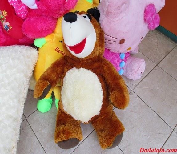 Jual Boneka Masha And The Bear Murah, Buktikan!