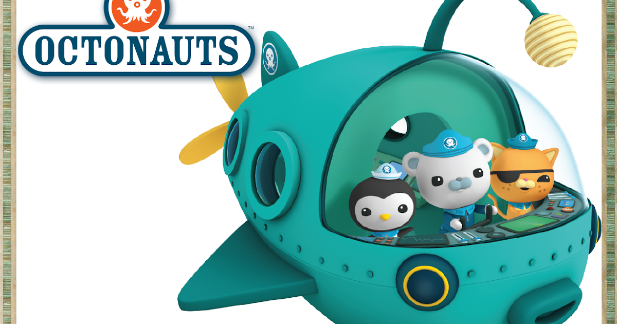octonauts coloring pages bbc - photo#35