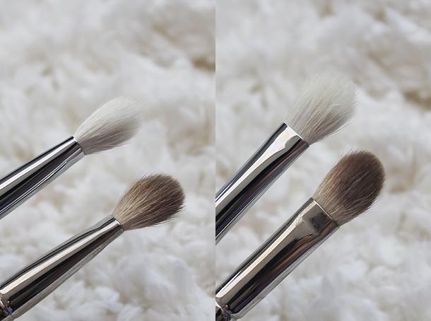 sedona lace brush haul review mac 217 vs eb 09 synthetic round top universal blender