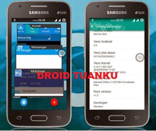 Custom Rom Nemoid Samsung Galaxy V SM-G313HZ