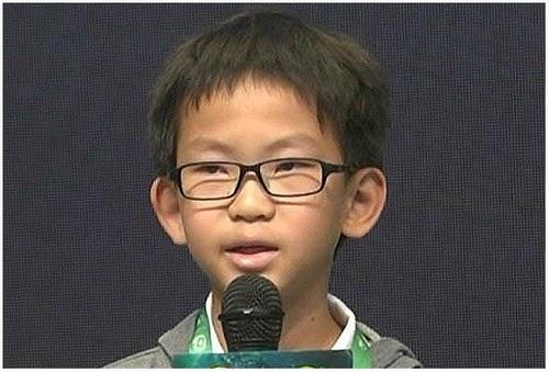 Wang Zhengyang Hacker 13 Tahun Terhebat Dari China