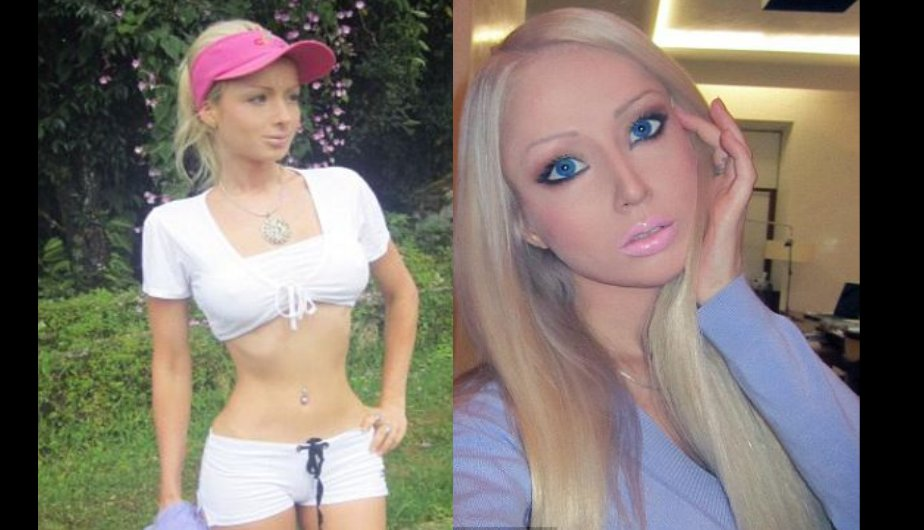 Фото девушки барби без макияжа фото