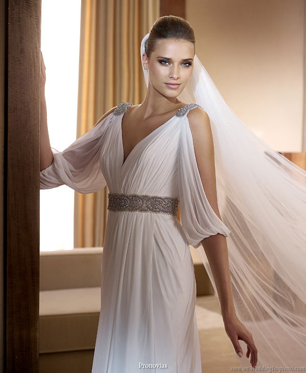 Unique wedding dresses for Unique wedding dresses with sleeves