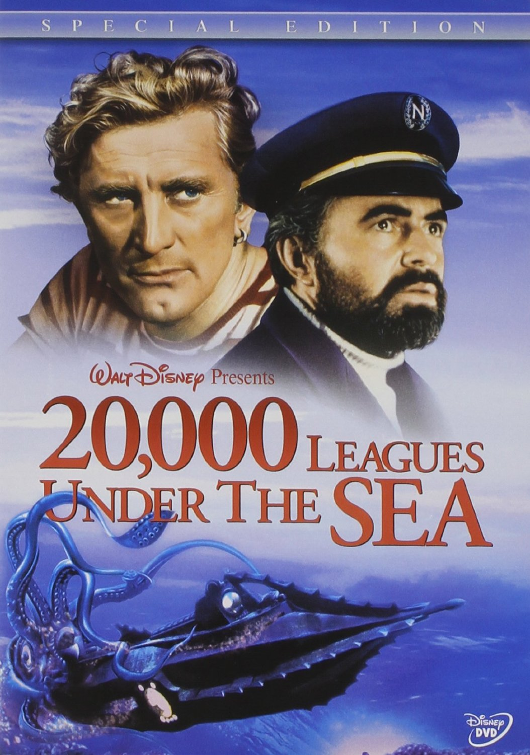 20,000 Leagues Under the Sea (1954) tainies online oipeirates