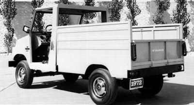 Ford Fierra