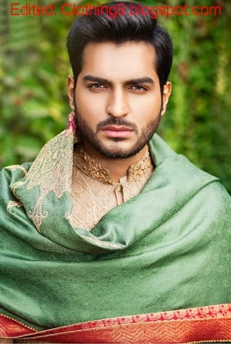 Pakistani Wedding Outfits for Groom