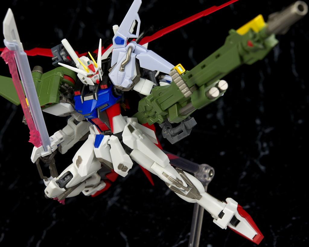 SIDE MS Robot Spirits Perfect Strike Gundam