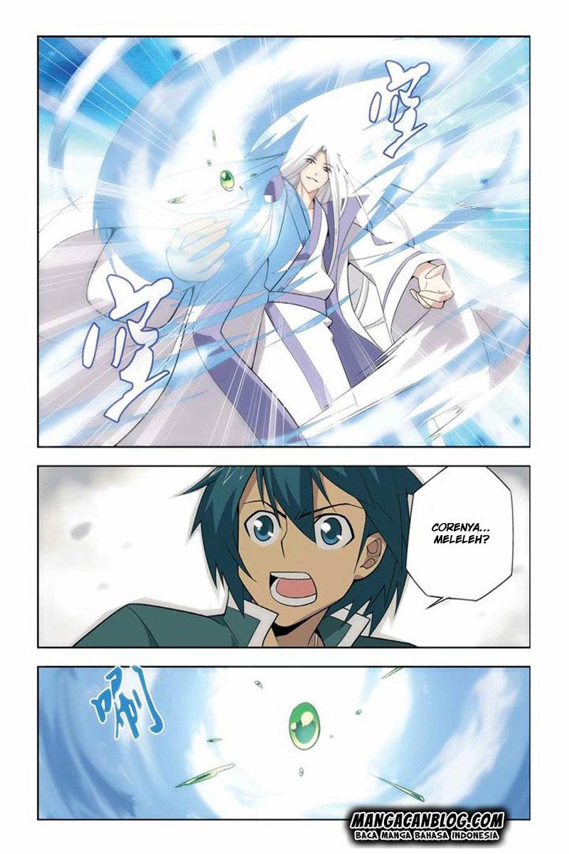Battle Through Heaven Chapter 06-9