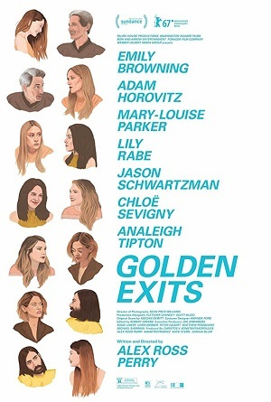 Filme Golden Exits 2018 Torrent