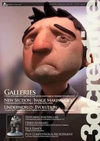 3DCreative Magazine Issue 006 February 2006