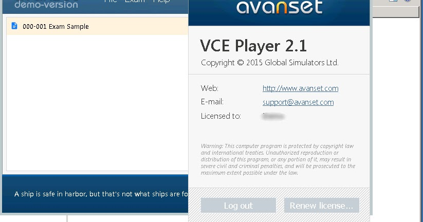 avanset vce exam simulator 2.2 1 crack