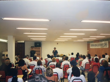 I Encontro Nacional de Filosofia Clínica em Florianópolis. Praia dos Ingleses (Final dos anos 90)