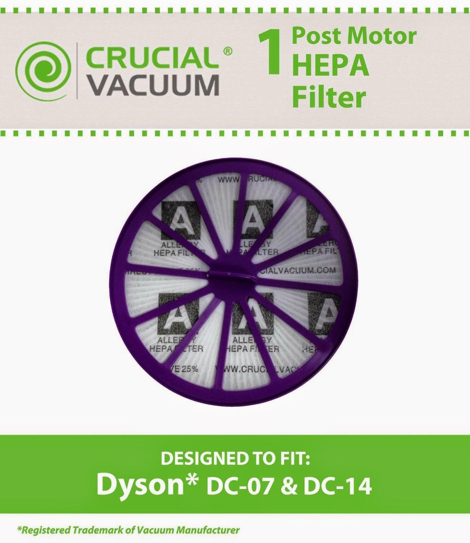 dyson dc07 parts
