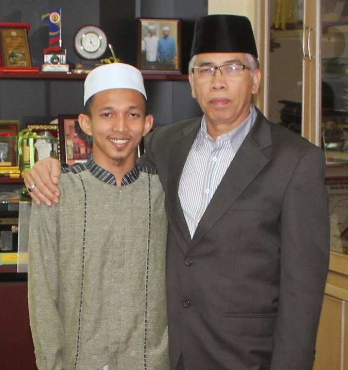 Helmi Assyafie Pembela Dato Mufti Kedah