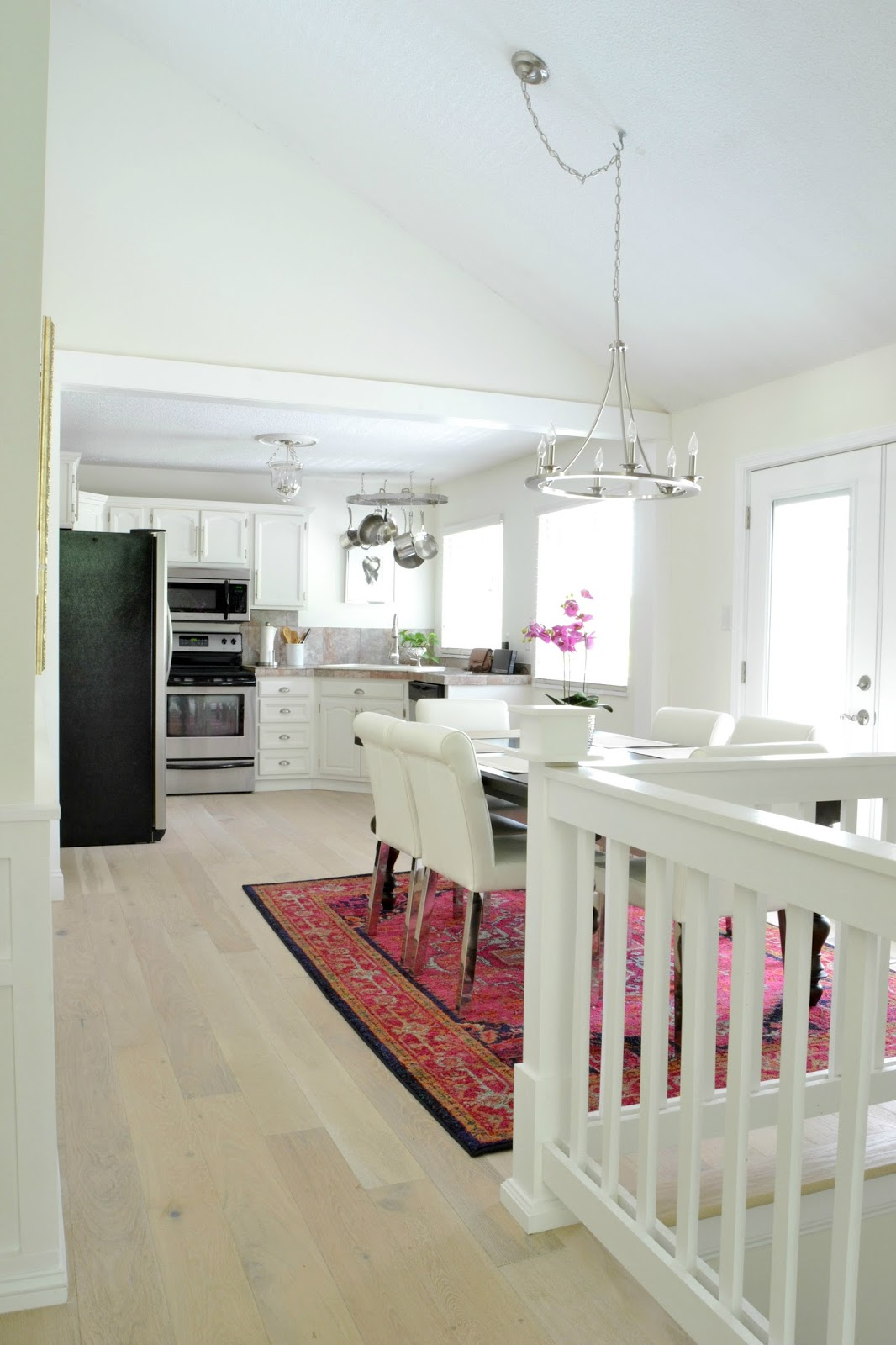 I ... - LiveLoveDIY: Our New White-Washed Hardwood Flooring (and Why We