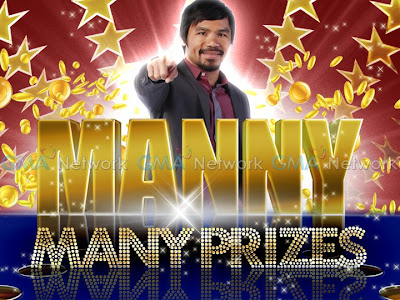 Manny Many Prizes – September 9, 2012