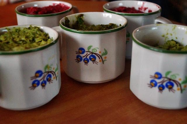 porcelana Lubiana, folk