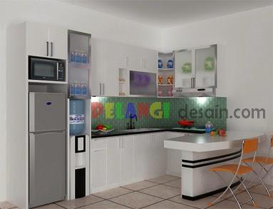 Kitchen Set Kitchen Set Bentuk U