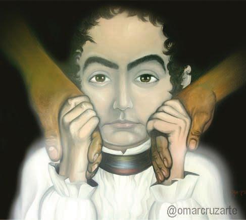 Bolívar en dos manos