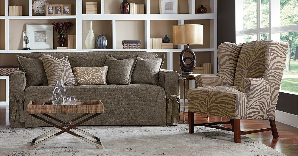 Sure Fit Slipcovers Exclusive New Styles Slipcover Collections And Innovations To