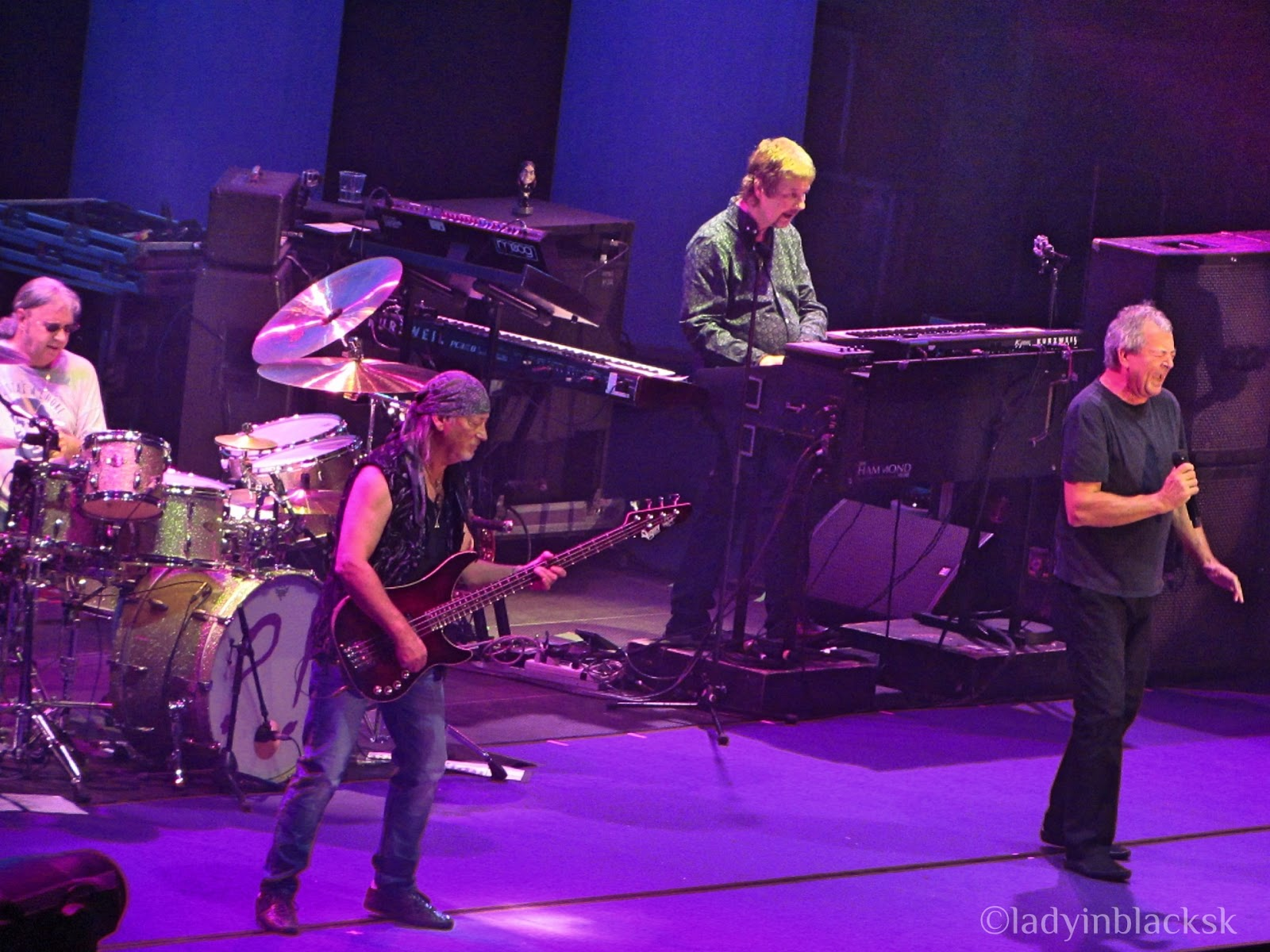 Deep Purple in Ostrava