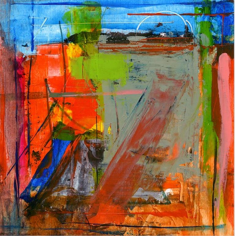 Cuadros pinturas oleos pinturas abstractas modernas al for Imagenes de cuadros abstractos texturados