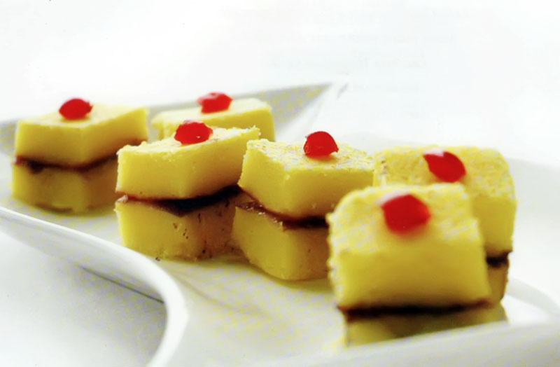 Resep Brownies Kukus Blueberry Keju Nancap dilidah