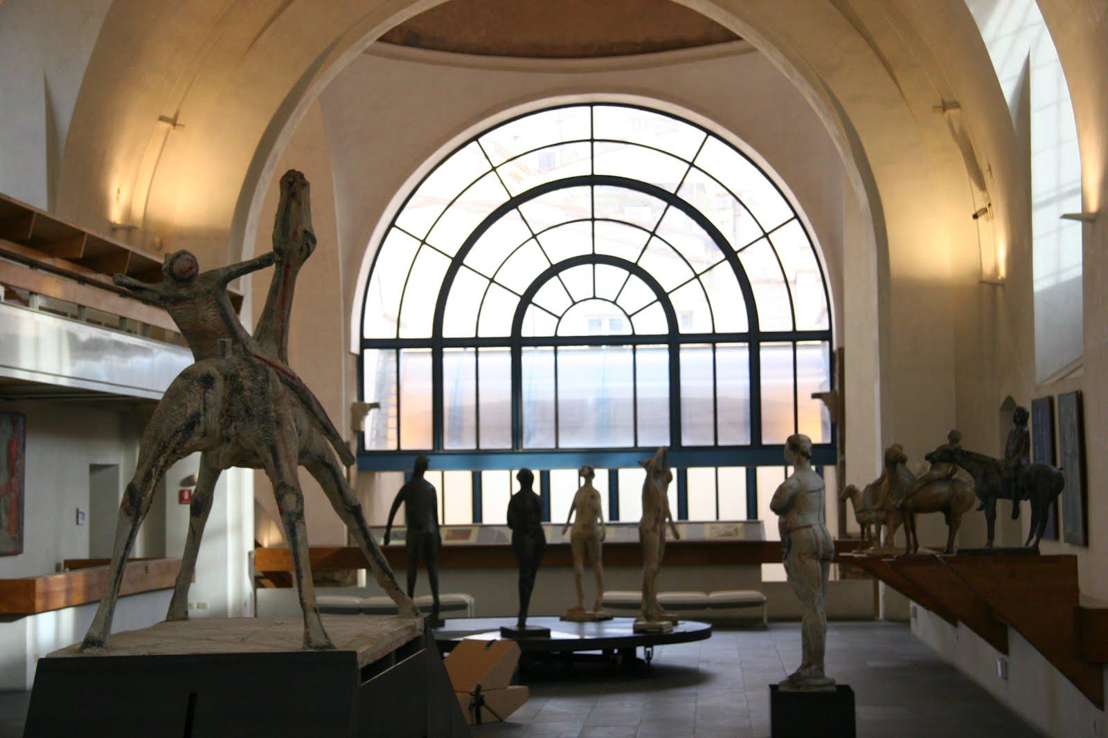TravelMarx: Museo Marino Marini - Firenze