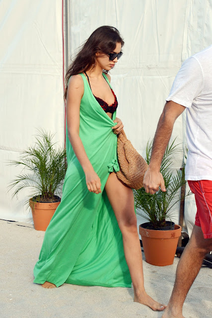 Irina Shayk Bikini