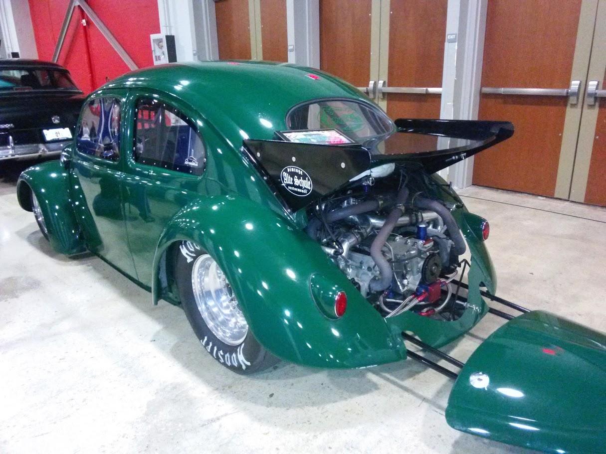 VolksMasters: Cool cars @ Miami car show
