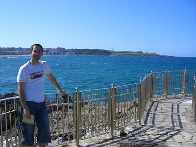 Magdalena peninsula in Santander