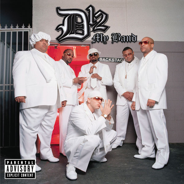 D12 - My Band - Single Cover
