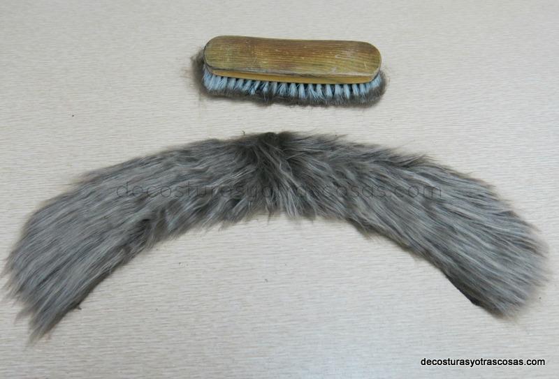 hacer un cuello de pelo