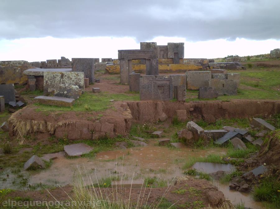 Ruinas Tiwanaku