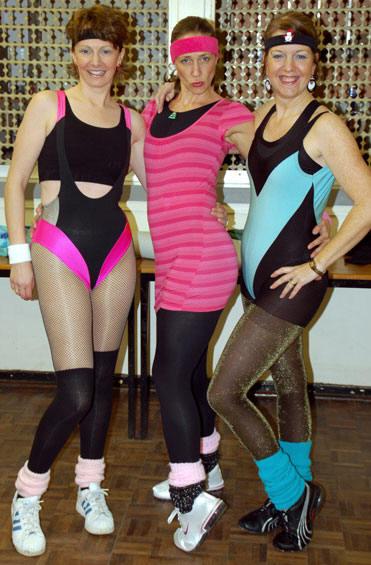Instructora de aerobics del bodytech 2 - 5 7
