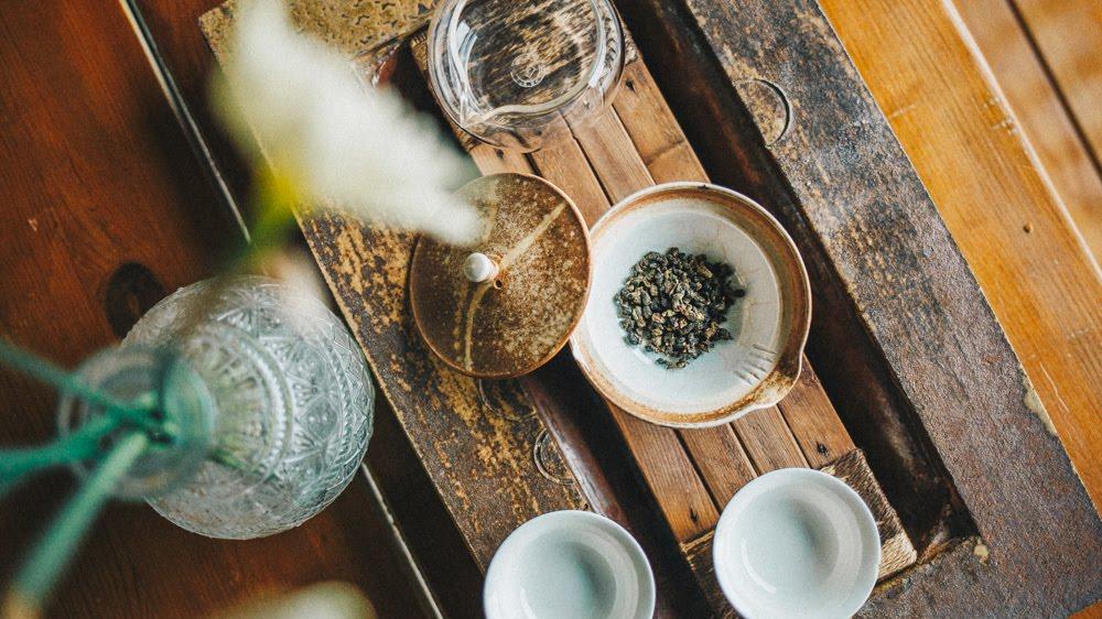 Harmony Of Tea